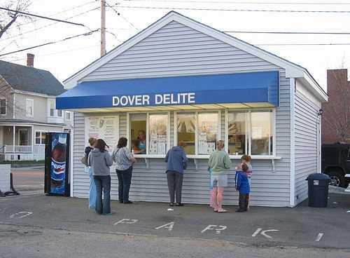 17 tie. Dover Delight in Dover