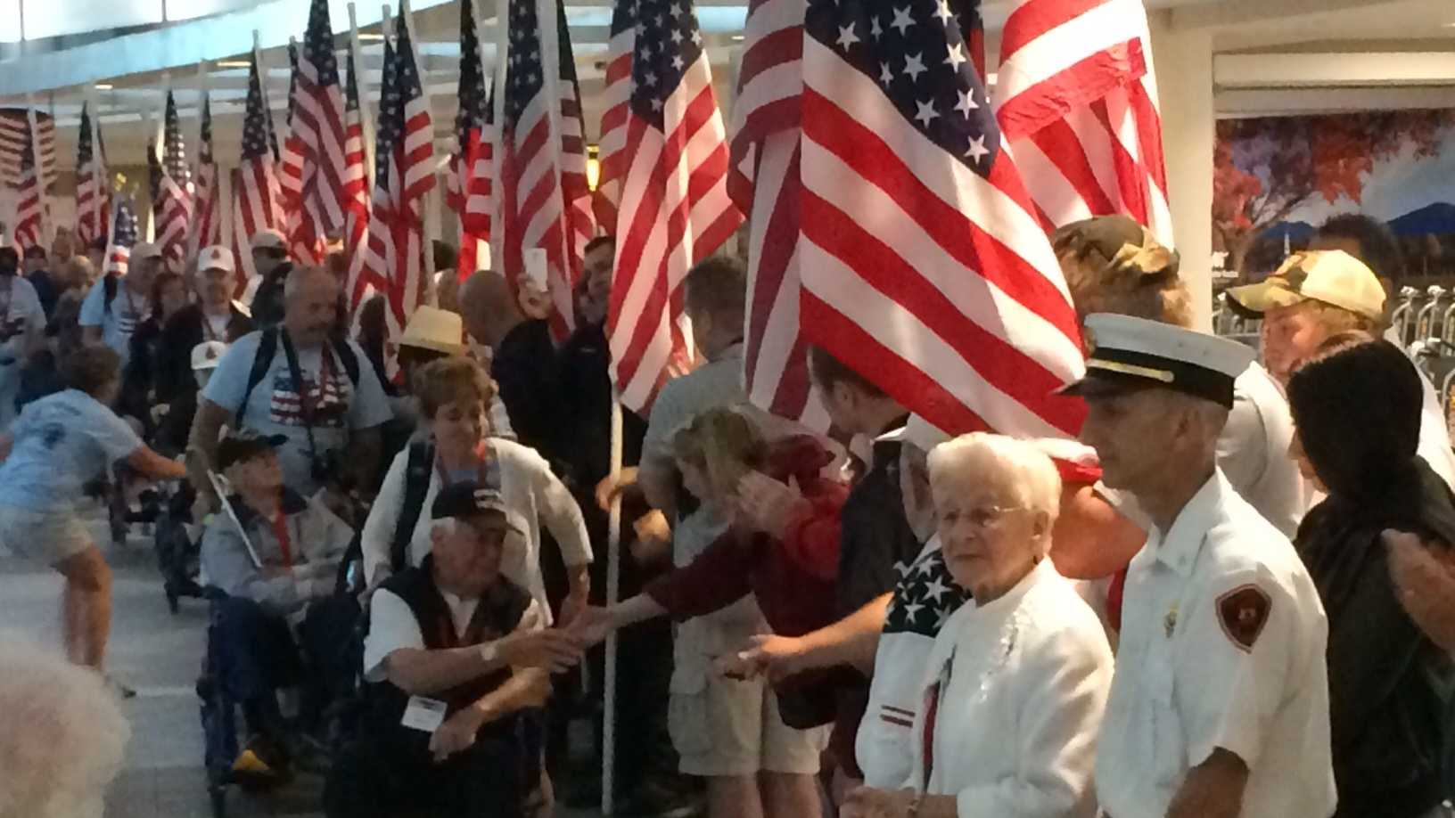 Honor Flight pic