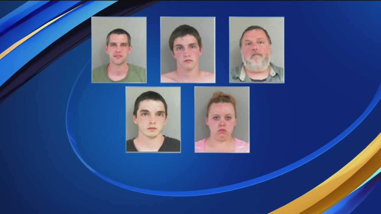 Family members say they're surprised by arrests