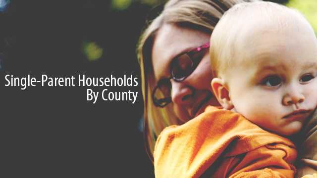 single parent households A worklife4you guide nearly one half of the children born in this country today will live in a single parent household at some point in their childhood years.