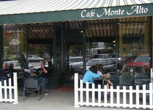 Cafe Monte Alto Coffee