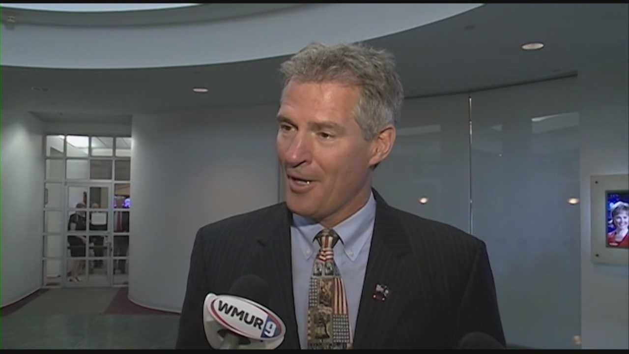 GOP Senate hopeful Scott Brown reveals tax returns