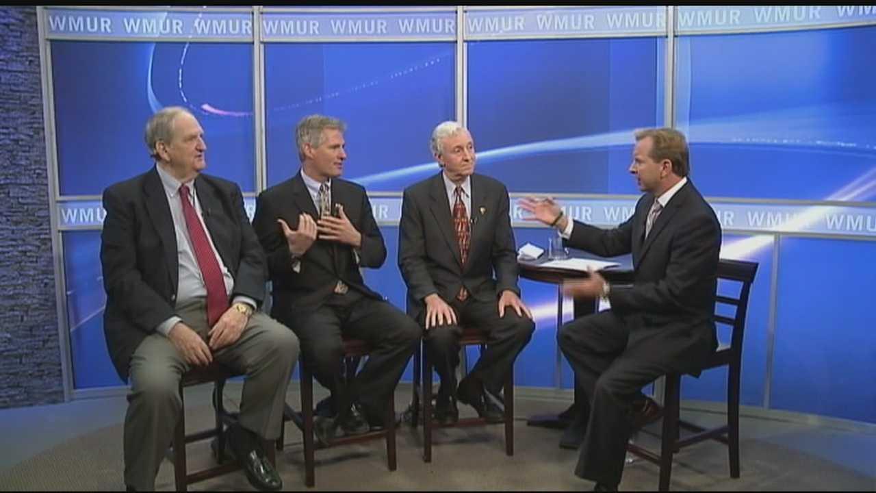 GOP Senate candidates react after candidate forum on CloseUP