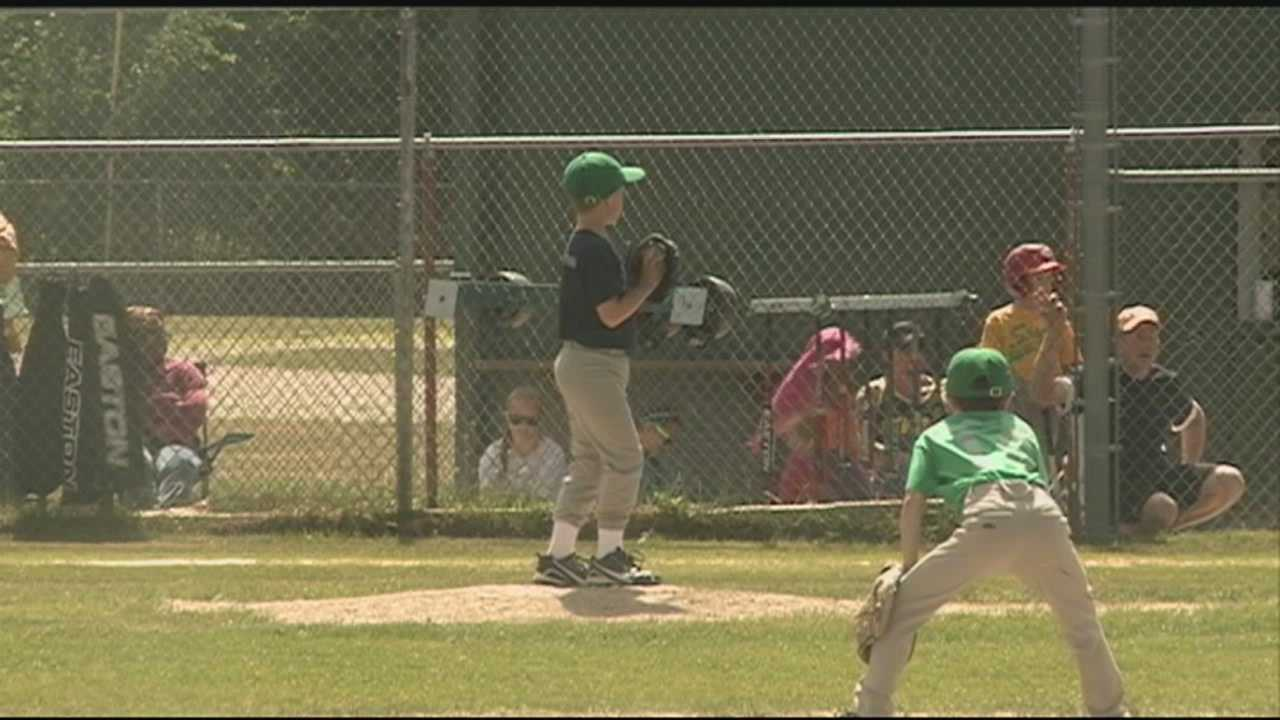 Little League Players Get All Star Experience