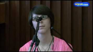 Brittany Atwood, Lizzi's girlfriend at the time of her disappearance, testified about the person Lizzi was and their relationship. She said she frantically tried to get in touch with Lizzi after he last text message came in at 8:55 p.m.