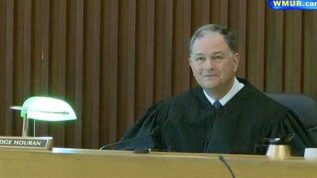 Judge Steven Houran presided over the nearly month-long trial.