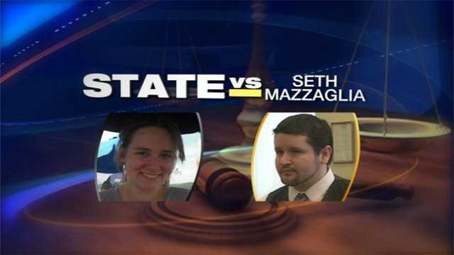 On May 28, the Seth Mazzaglia murder trial began with opening statements. Mazzaglia was accused of killing University of New Hampshire student, Lizzi Marriott. The 19-year-old's body was never found.