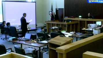 In all, there were 19 days of testimony. This does not include May 27, which was the day the jury viewed crime scenes.