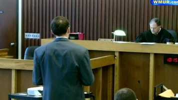 The state called 30 witnesses. The defense, meanwhile, called three. There were at least two requests for a mistrial -- both requests were denied.