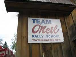 """TEAM O'NEIL Rally School and Car Control Center has a new half-day introductory course for those who want to learn how to drive a rally car. With the """"Climb the Clouds"""" event coming up, I went Monday to shadow Brian Wilkison of Manchester who got the instruction half-day coruse for a birthday gift from his girlfriend, Kelly."""