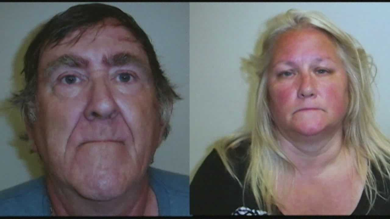 Two Arrested On Animal Abuse Charges