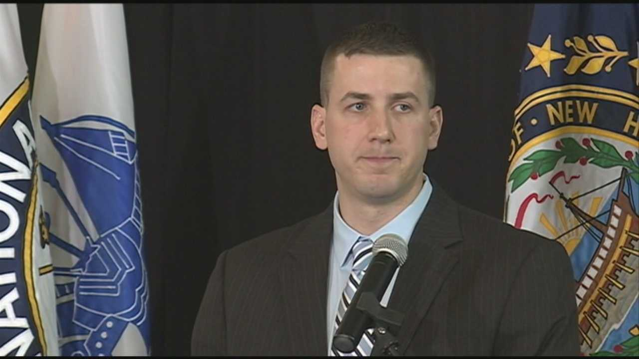 Medal of Honor recipient: 'I'm going to live my life for those that aren't here'