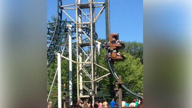 Canobie Lake Park power outage