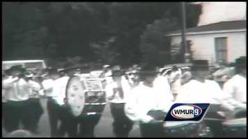 For this week's Throwback Thursday, we take a look back at a Fourth of July parade in New Boston back in 1972.