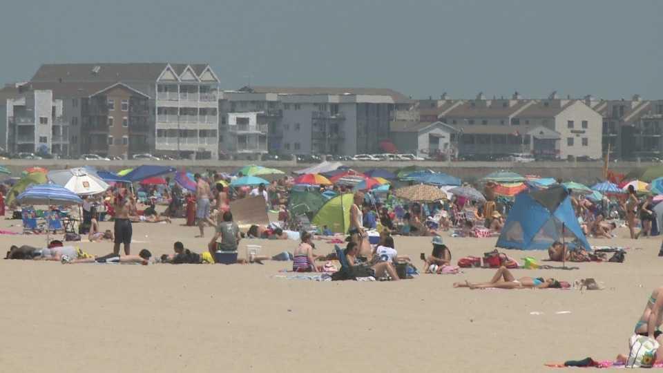 Hampton Beach History