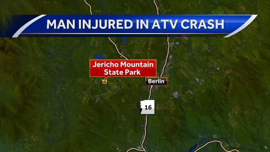 Jericho Mountain State Park ATV Crash