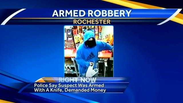 rochester robbery