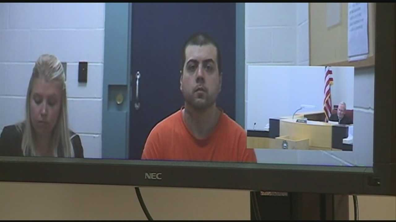Man arraigned on charges related to police chase