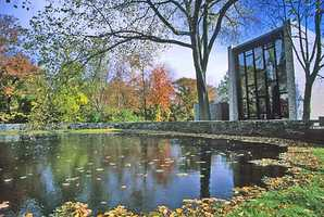 #13 Brandeis University (Massachusetts). Tuition and fees totaled $44,294 for the 2012-13 school year, according the the U.S. Department of Education.