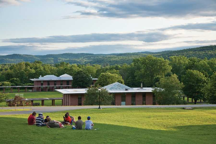 #1 Landmark College (Vermont). Tuition and fees totaled $49,793 for the 2012-13 school year, according the the U.S. Department of Education.