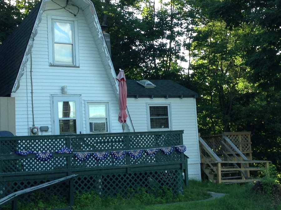 Situated on the shores of Lake Mascoma in the Upper Valley is a wonderful campground which rents a fully furnished A-frame cottage which sleeps four for $540 a week. It is also available for $90 a night.