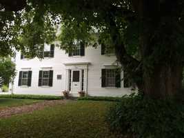 It was listed last Friday after several months of showing it to historical societies to purchase.