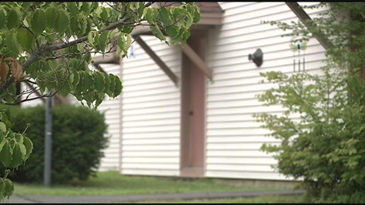 Man arrested in Gilford break-in