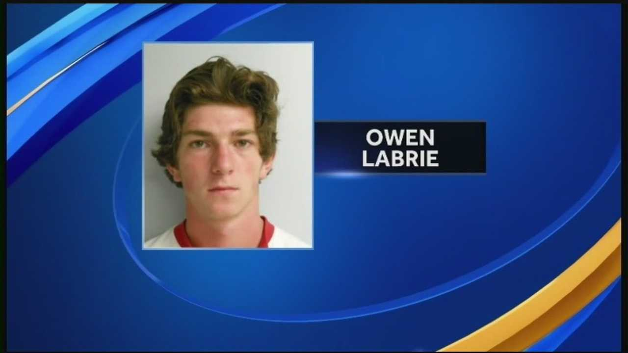 Former student accused of sexually assaulting classmate