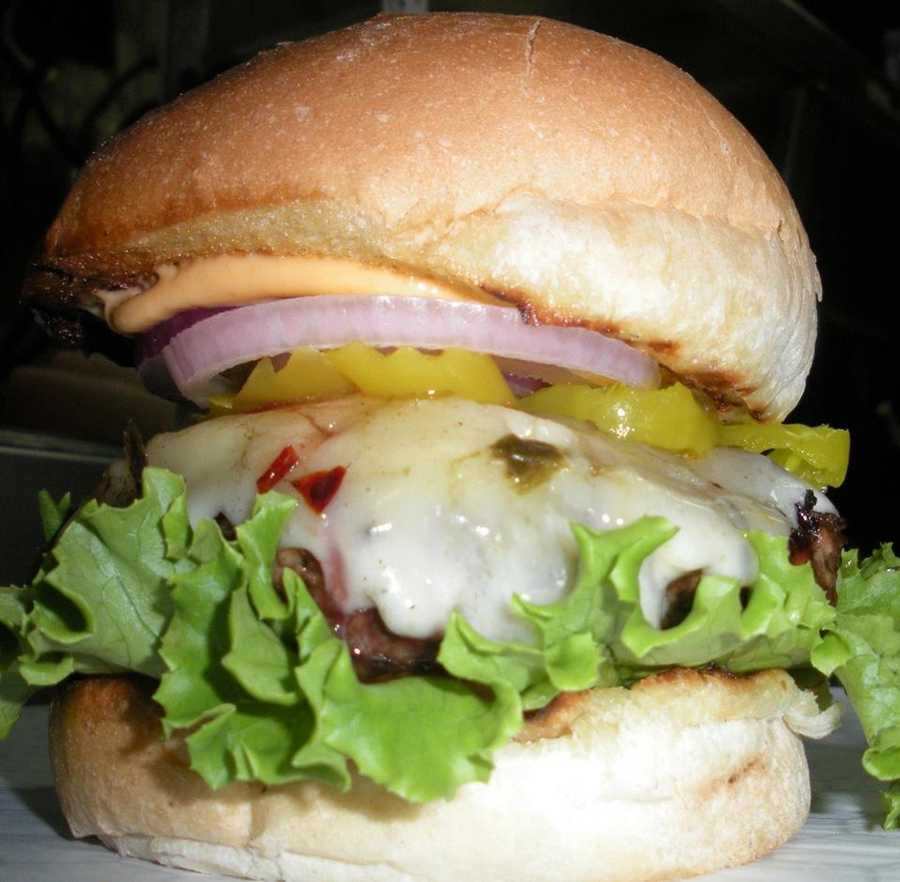 3. Wild Willy's Burgers in Rochester