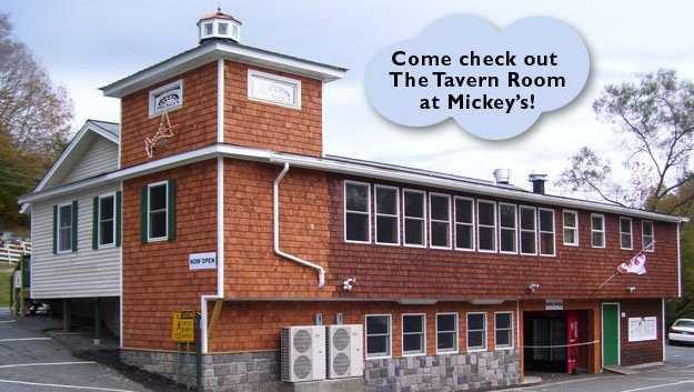 15 tie. Mickey's Roadside Cafe & Tavern Room in Enfield