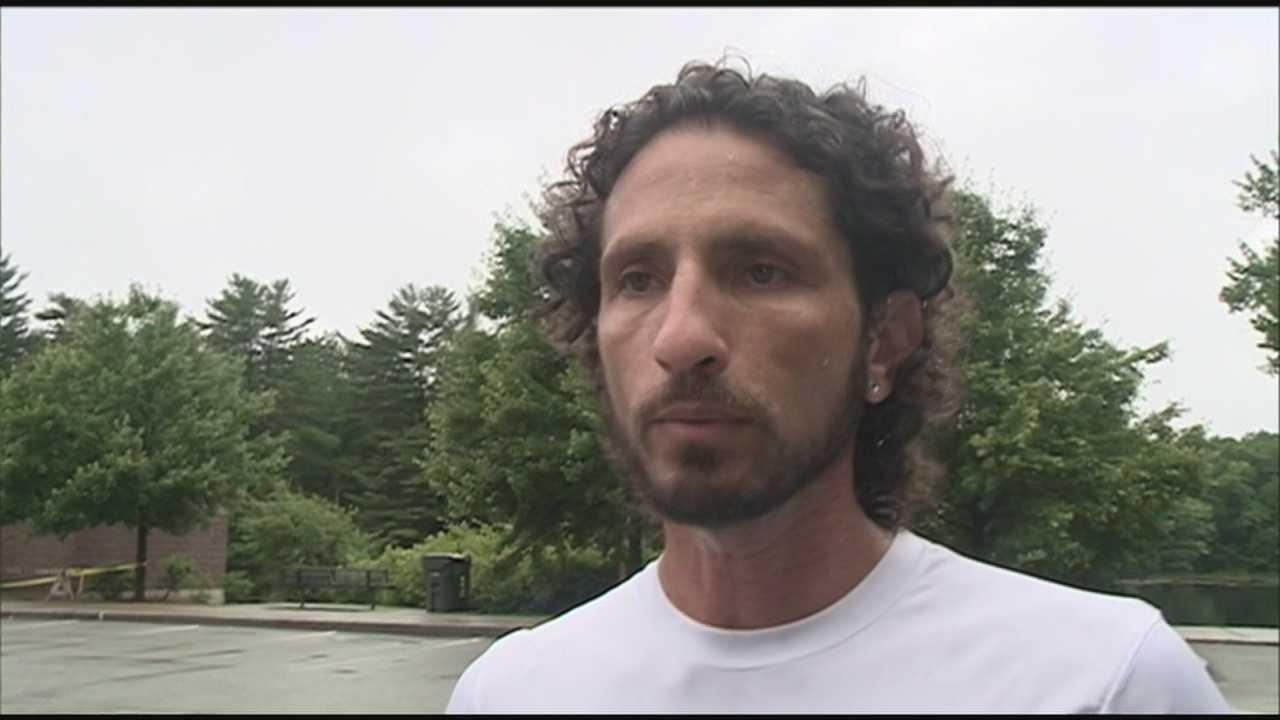 Lawyer running four marathons
