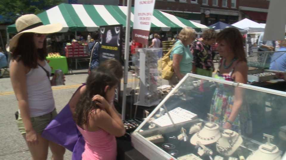 Concord Market Days