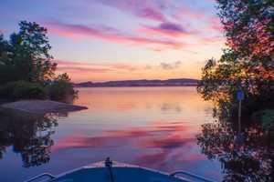 11 tie. Ossipee Lake