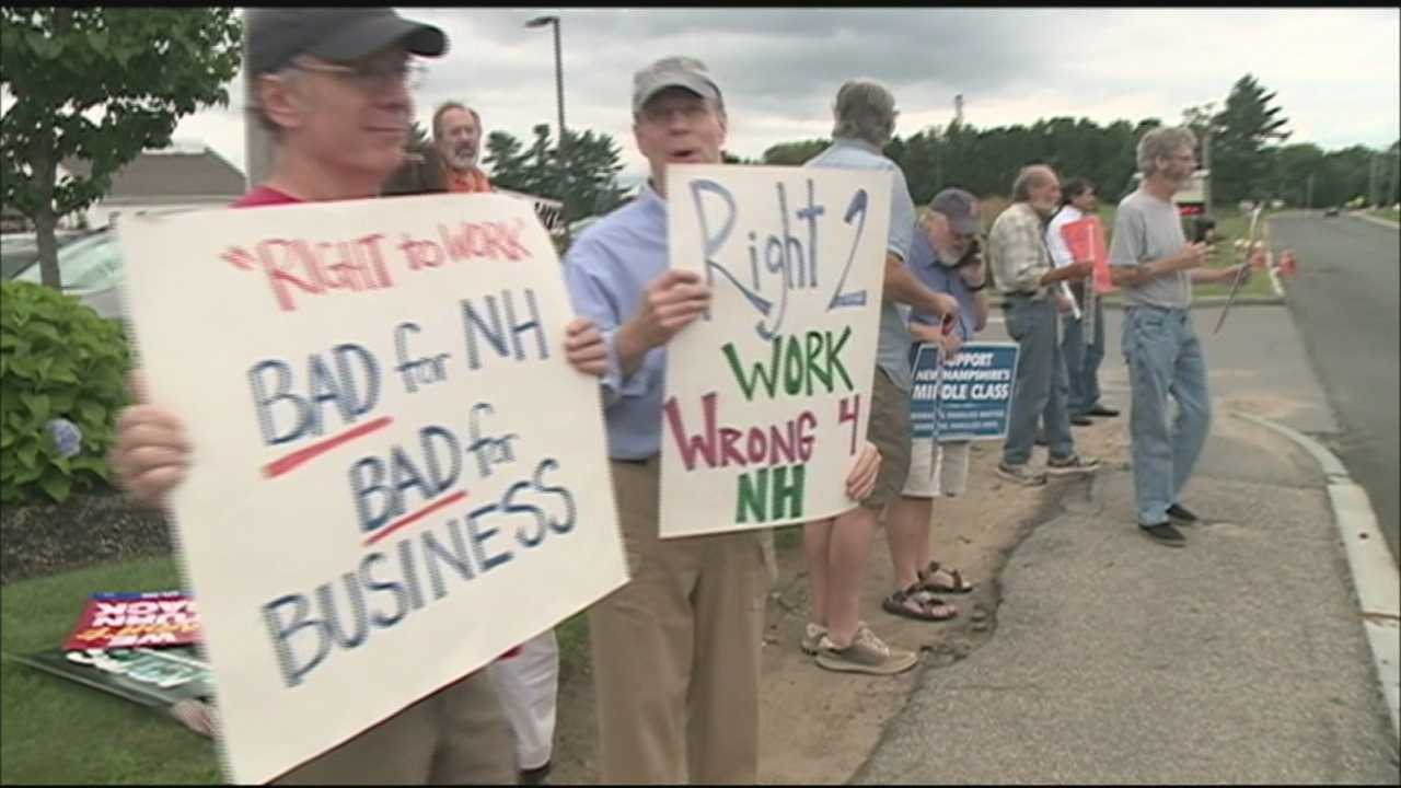 New debate over right-to-work