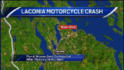 Laconia MC Crash