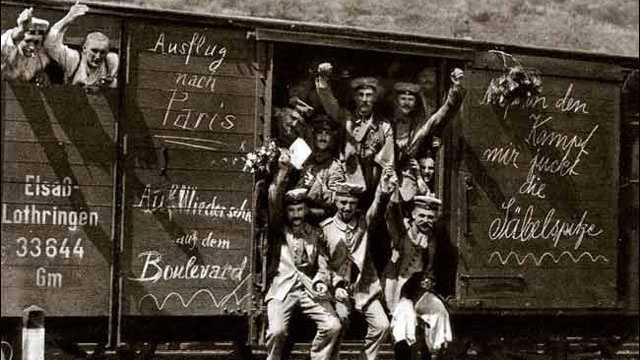 World War I - Opening