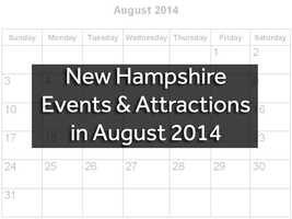 Looking for something to do as summer winds down? Check out these local events and attractions in the coming month.