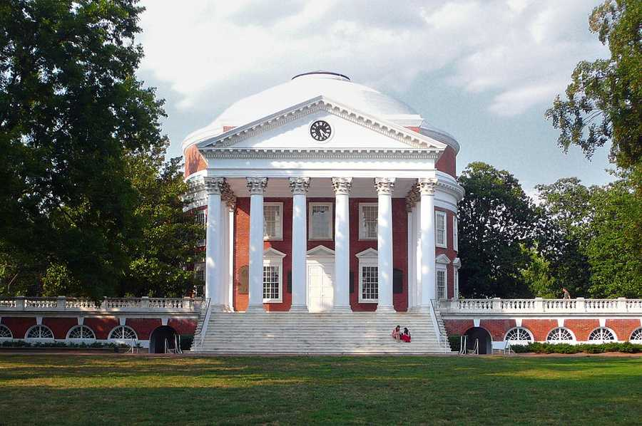 #16 University of VirginiaCost of degree: $94,100 / Early career salary: $53,000/yr