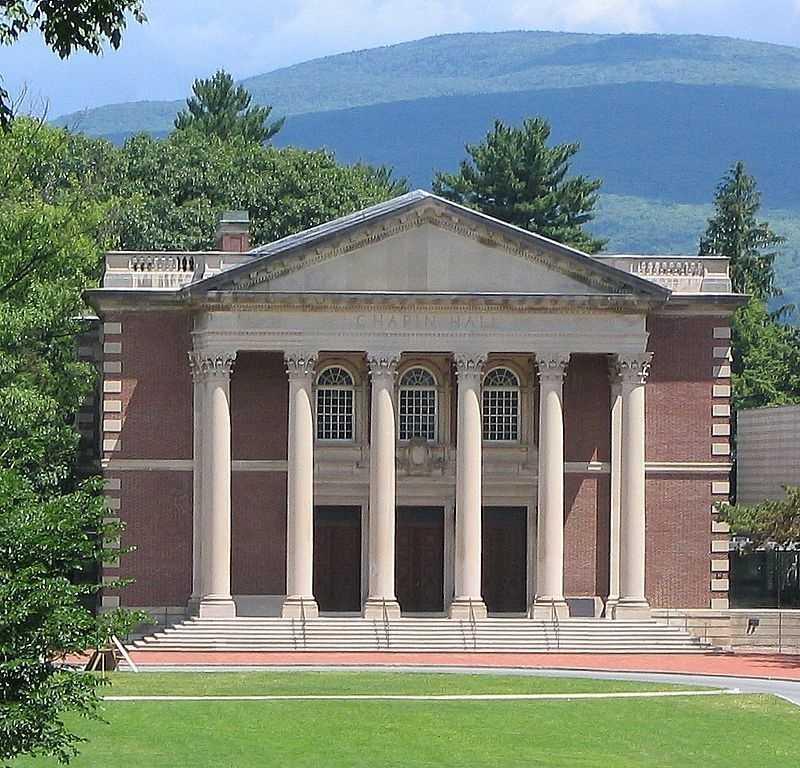 #14 Williams College / MassachusettsCost of degree: $168,600 / Early career salary: $50,400/yr