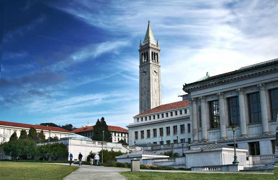 #13 University of California - BerkeleyCost of degree: $126,800 / Early career salary: $54,700/yr