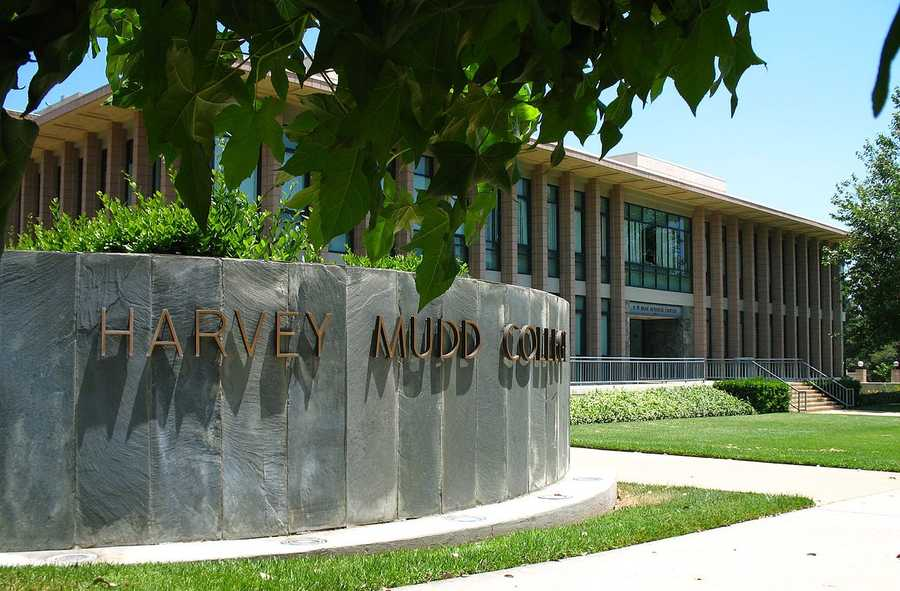 #7 Harvey Mudd College / CaliforniaCost of degree: $187,700 / Early career salary: $73,300/yr