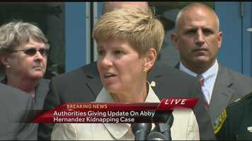 At a news conference held after the arraignment, Associate Attorney General Jane Young said that at this point, there is no indication anyone else was involved. Young said a search is underway at Kibby's house, and if evidence of more crimes is found, he could face additional charges.