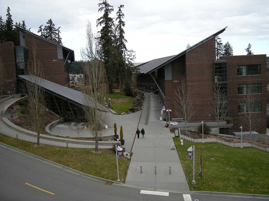 #37 (tie) University of Washington - BothellCost of degree: $125,700 / Early career salary: $52,100/yr