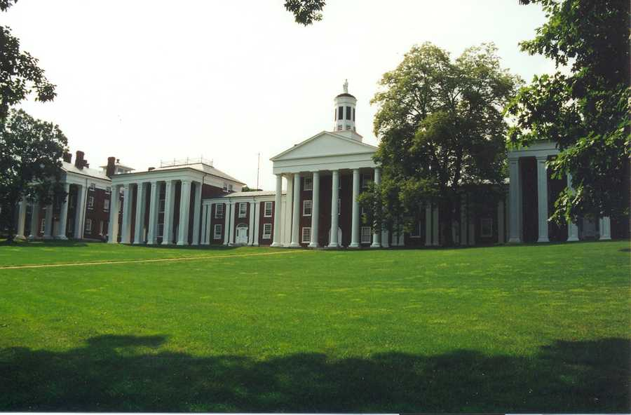 #39 Washington & Lee University / VirginiaCost of degree:  $149,400 / Early career salary:  $48,000/yr