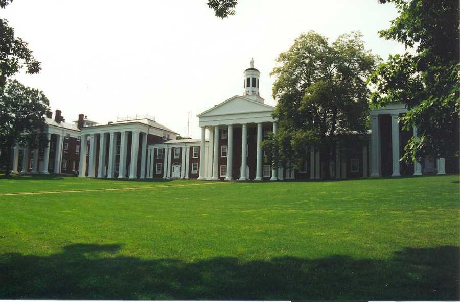 #39 Washington & Lee University / VirginiaCost of degree: $149,400 / Early career salary: $48,000/yr