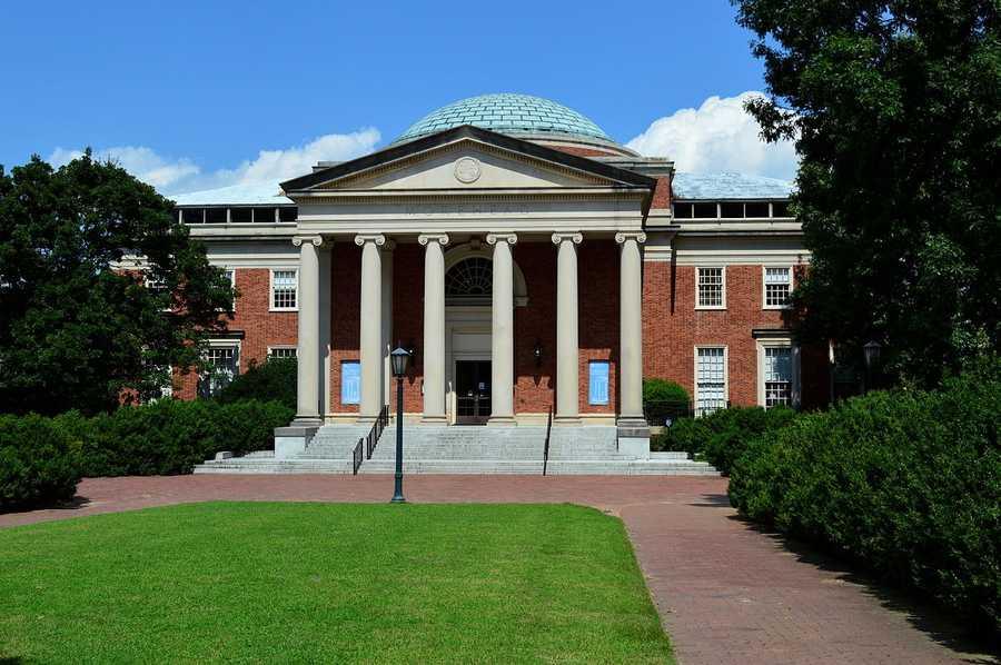 40 (tie) University of North Carolina - Chapel HillCost of degree: $84,100 / Early career salary: $44,200/yr