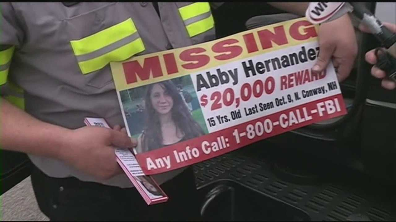 Abby Hernandez reaches out to friends