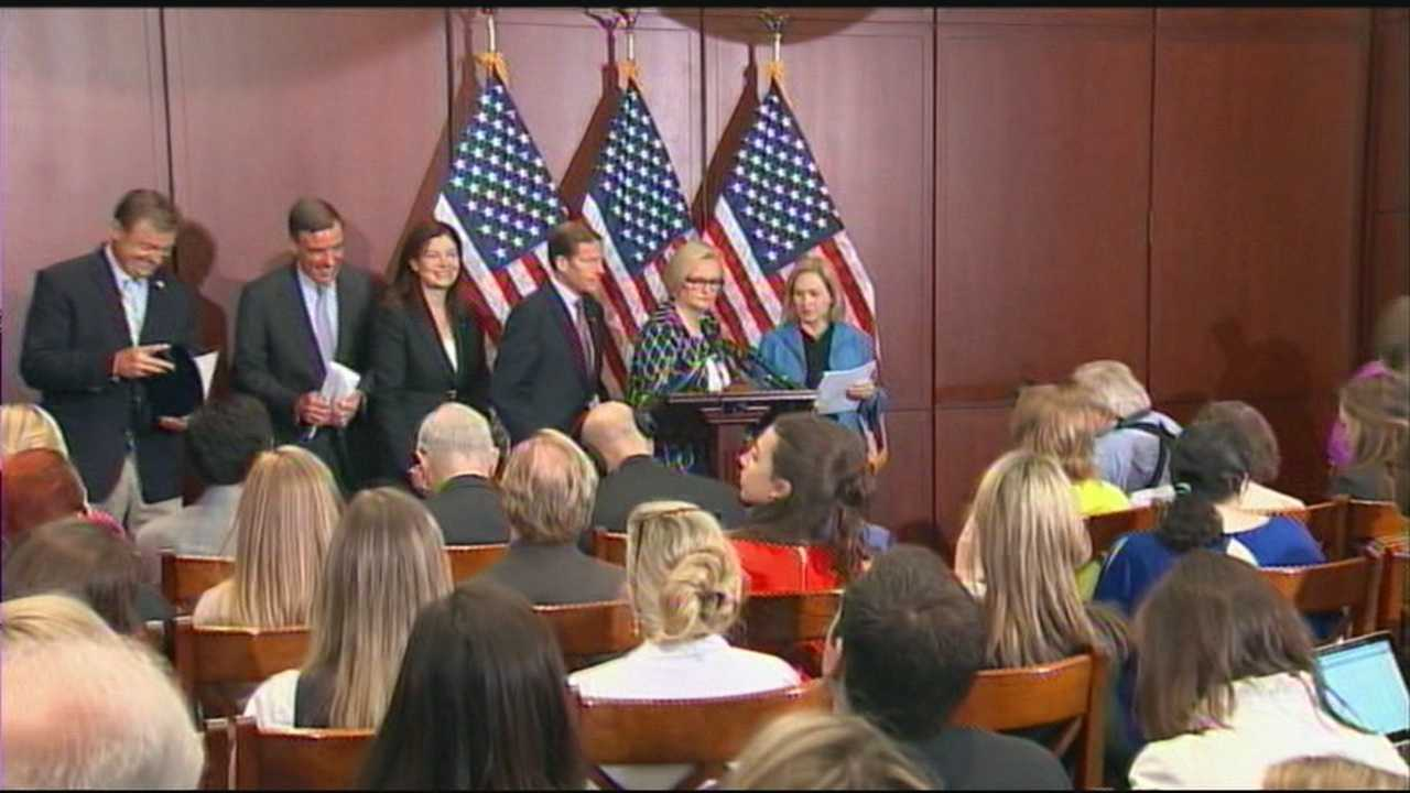 Sen. Ayotte introduces bill to address college sexual assault