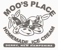 9 tie. Moo's Place in Derry