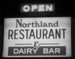 11 tie. Northland Restaurant & Dairy Bar in Berlin